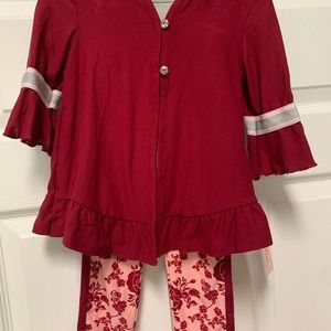 Girls 3t 3pc outfit